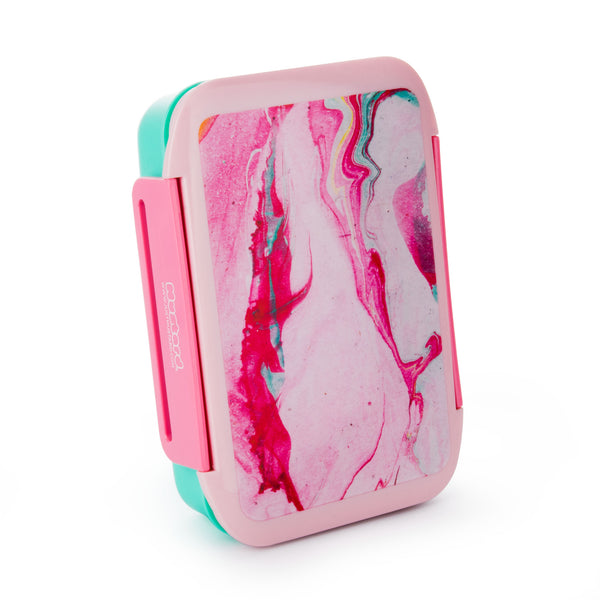 * MARBLE LUNCH BOX *