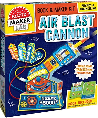 AIR BLAST CANNON CRAFT KIT