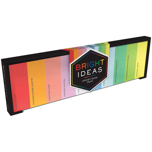 BRIGHT IDEAS: STICKY NOTE TRAY