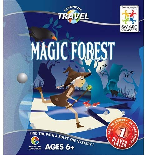 MAGIC FOREST MAGNETIC TRAVEL GAME