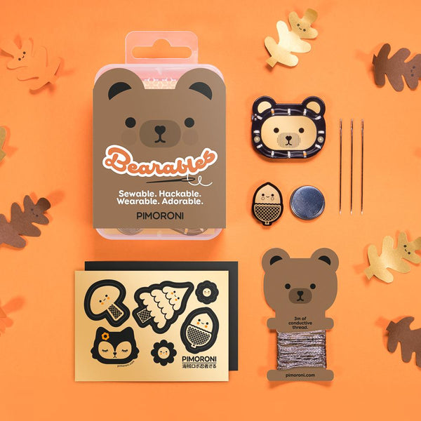 BEARABLES BADGE KITS