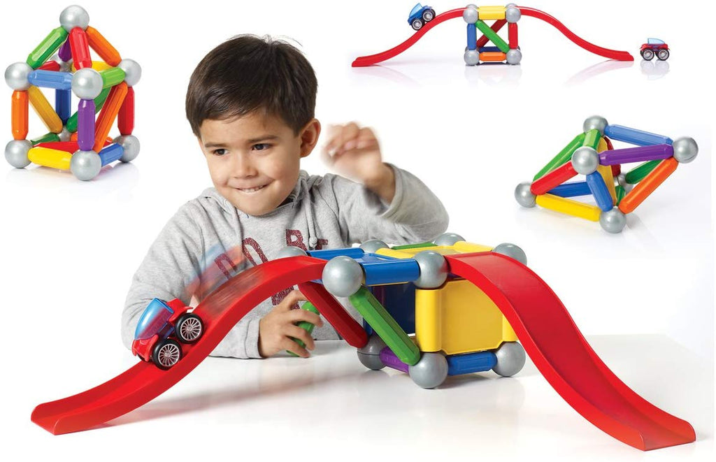 STUNT CARS SMARTMAX MAGNETIC GAME
