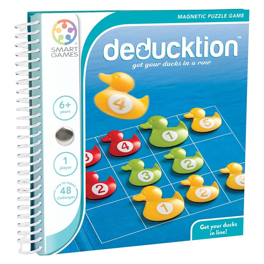 DEDUCKTION MAGNETIC TRAVEL GAME