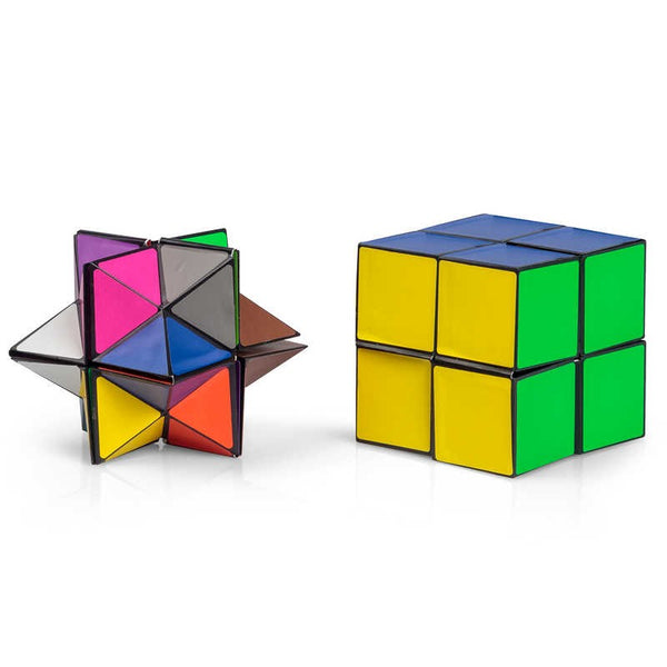 MINI MUDDLE PUZZLE (RUBIK'S CUBE)