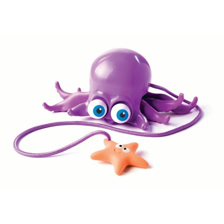 CRABBY & INKY PULL-TOYS