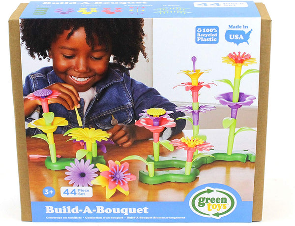 GREEN TOYS - BUILD-A-BOUQUET