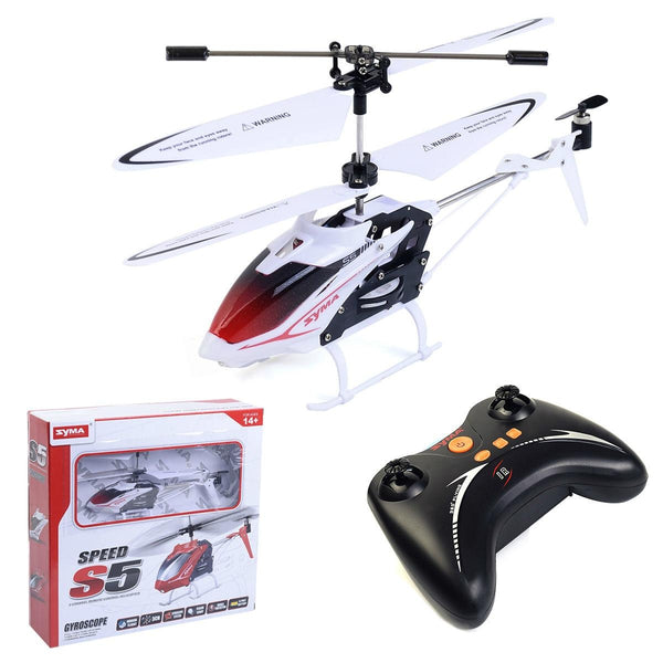 SYMA SPEED S5 REMOTE CONTROL HELICOPTER