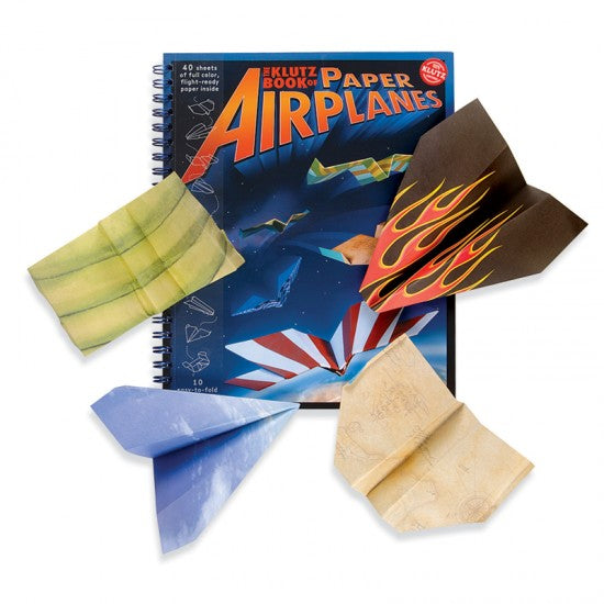 PAPER AIRPLANES CRAFT KIT