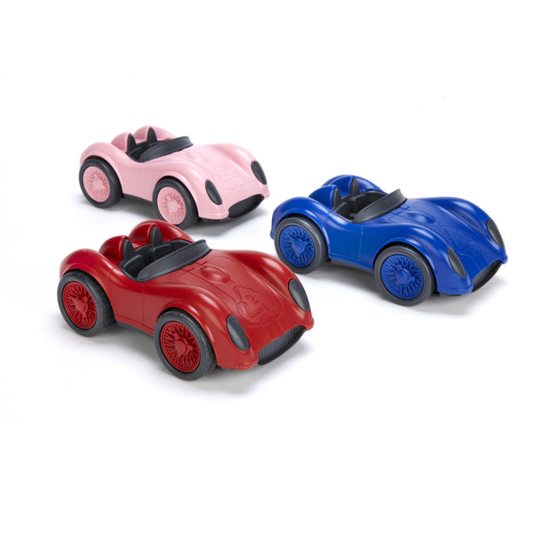 GREEN TOYS - RACE CARS