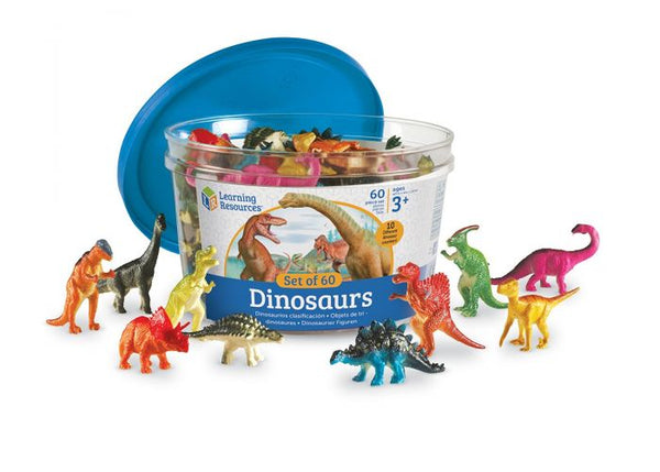 DINOSAUR COUNTERS (60pc)