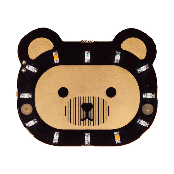 BEARABLES LED BADGE