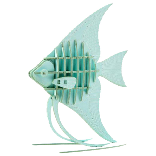 3D PAPER PUZZLE: ANGEL FISH