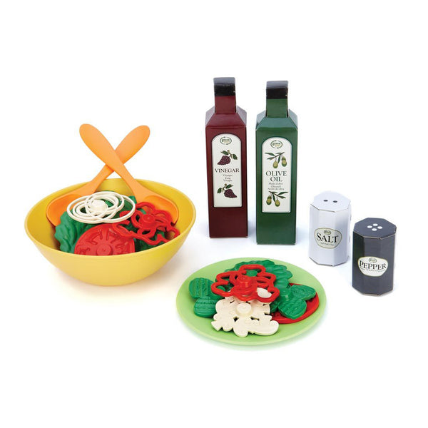 GREEN TOYS - SALAD SET
