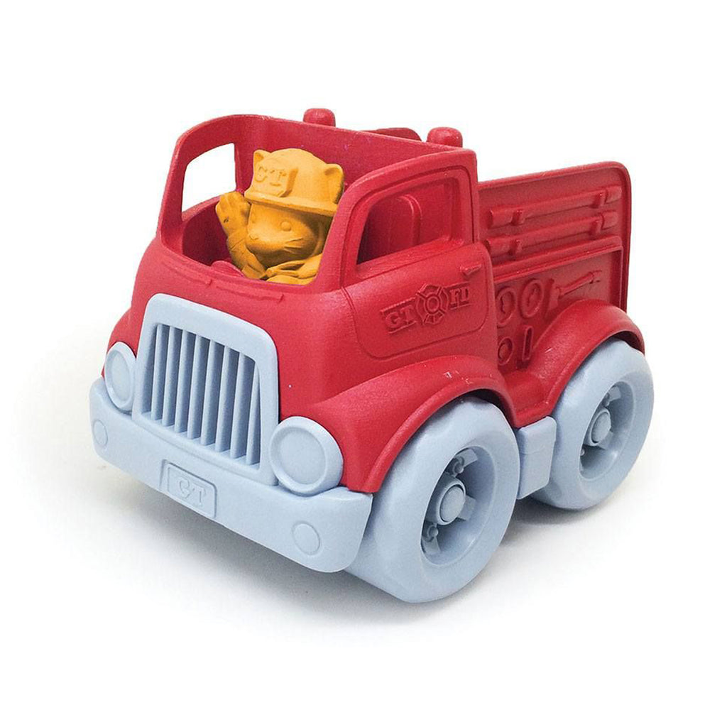 GREEN TOYS - MINI FIRE TRUCK