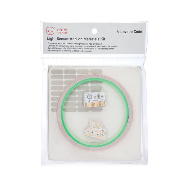 LIGHT SENSOR ADD-ON MATERIALS KIT