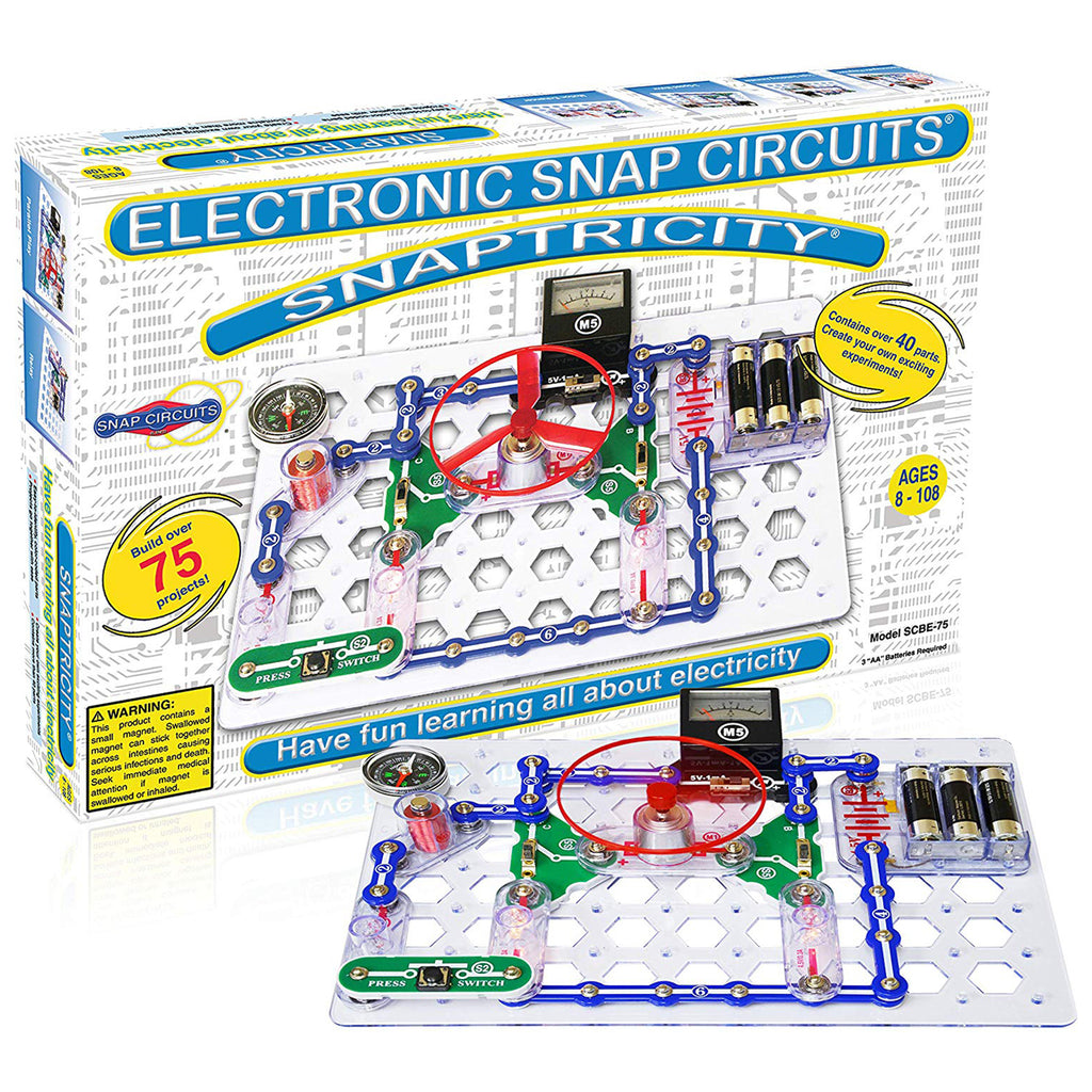 SNAP CIRCUITS: SNAPTRICITY