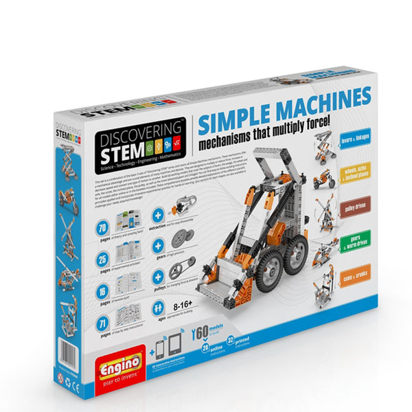 STEM SIMPLE MACHINES
