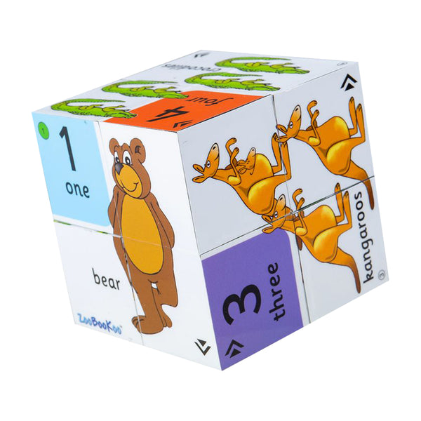 CUBE BOOKS: NUMBERS