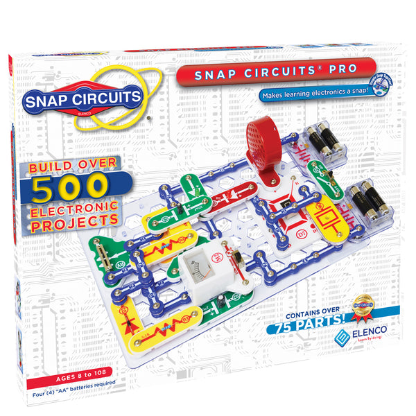SNAP CIRCUITS: PRO 500-IN-1 KIT
