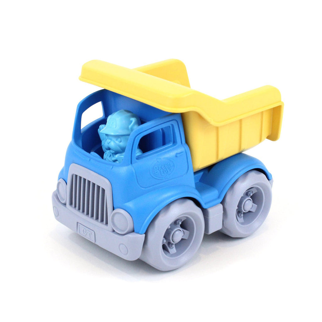 Green Toys Pick-up Truck with Figure 100/% Recycled BPA free