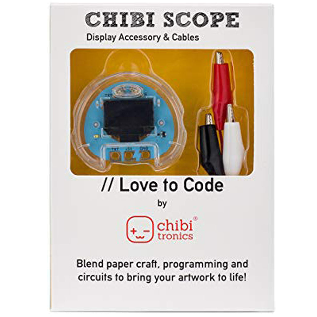 LOVE TO CODE: CHIBI SCOPE
