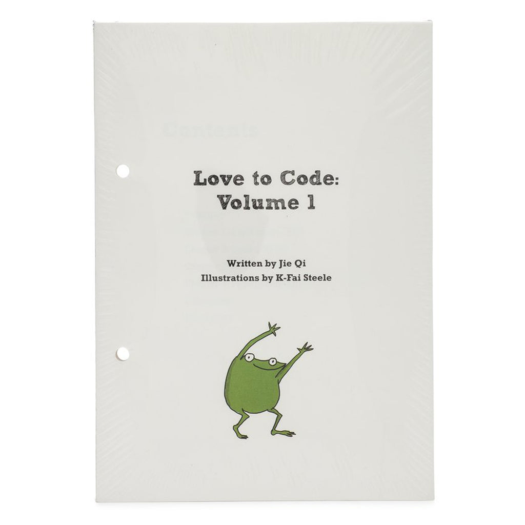 LOVE TO CODE: VOLUME 1 (REFILL)