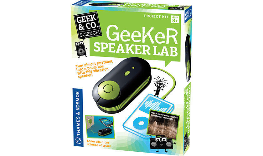 GEEK & CO. - GEEKER SPEAKER LAB