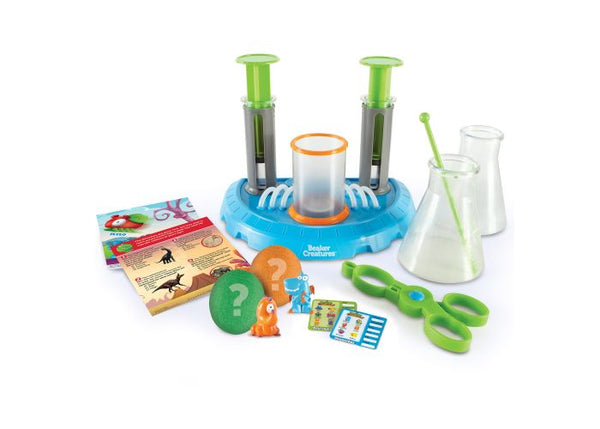 BEAKER CREATURES: LIQUID REACTOR SUPER LAB