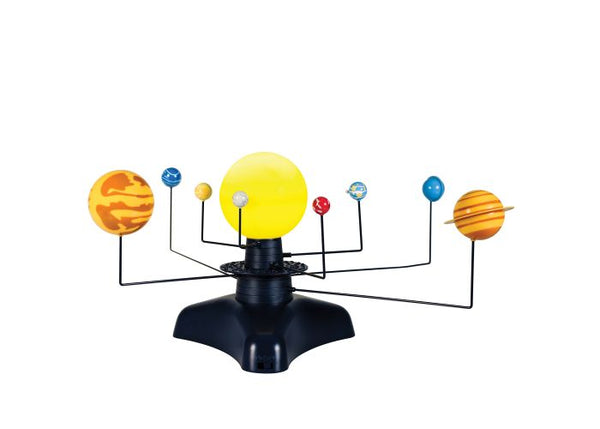 GEOSAFARI: MOTORISED SOLAR SYSTEM