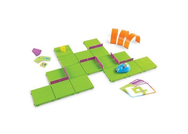 CODE & GO: ROBOT MOUSE ACTIVITY SET