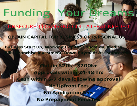 Unsecured Funding
