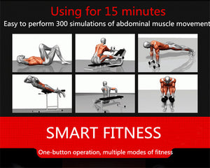 Wireless EMS Muscle Trainer