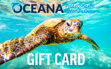 Load image into Gallery viewer, Oceana Gift Card