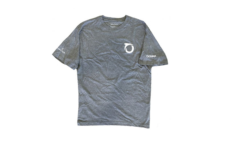 Oceana Gray T-Shirt - Men's