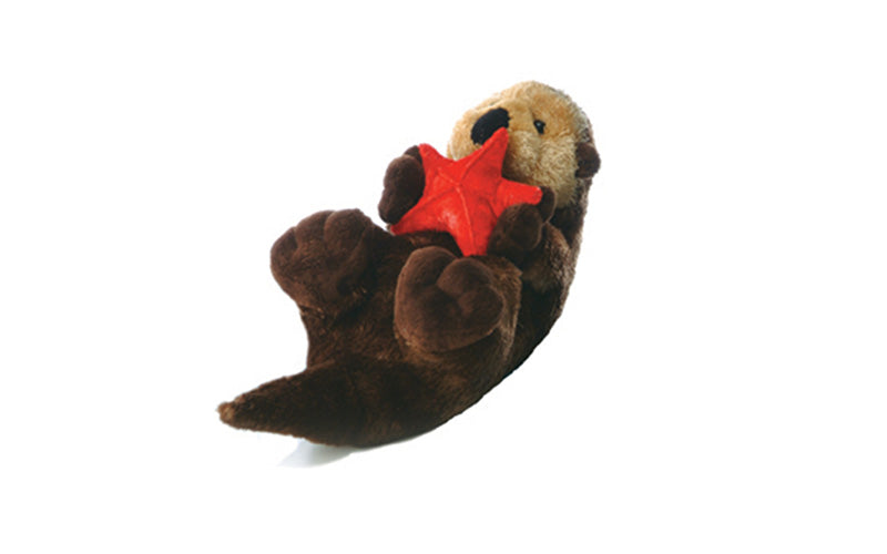 Sea Otter Plush Adoption