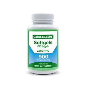 Colorado Isolate Spectrum Free Soft Capsules