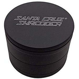 Santa Cruz Shredder 4 Layer Grinder Sifter Small 1 5/8 diameter