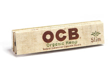 Load image into Gallery viewer, Unbleached Organic Hemp Rolling Papers from OCB