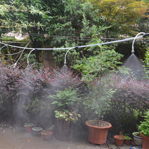 20-50m Watering Hose Garden Greenhouses Plant Flowers Garden Drip Pipe PVC Hose Irrigation System Watering Systems  Dropshipping