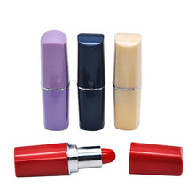 Load image into Gallery viewer, 1PC Lipstick Shape Pill Bottle Case