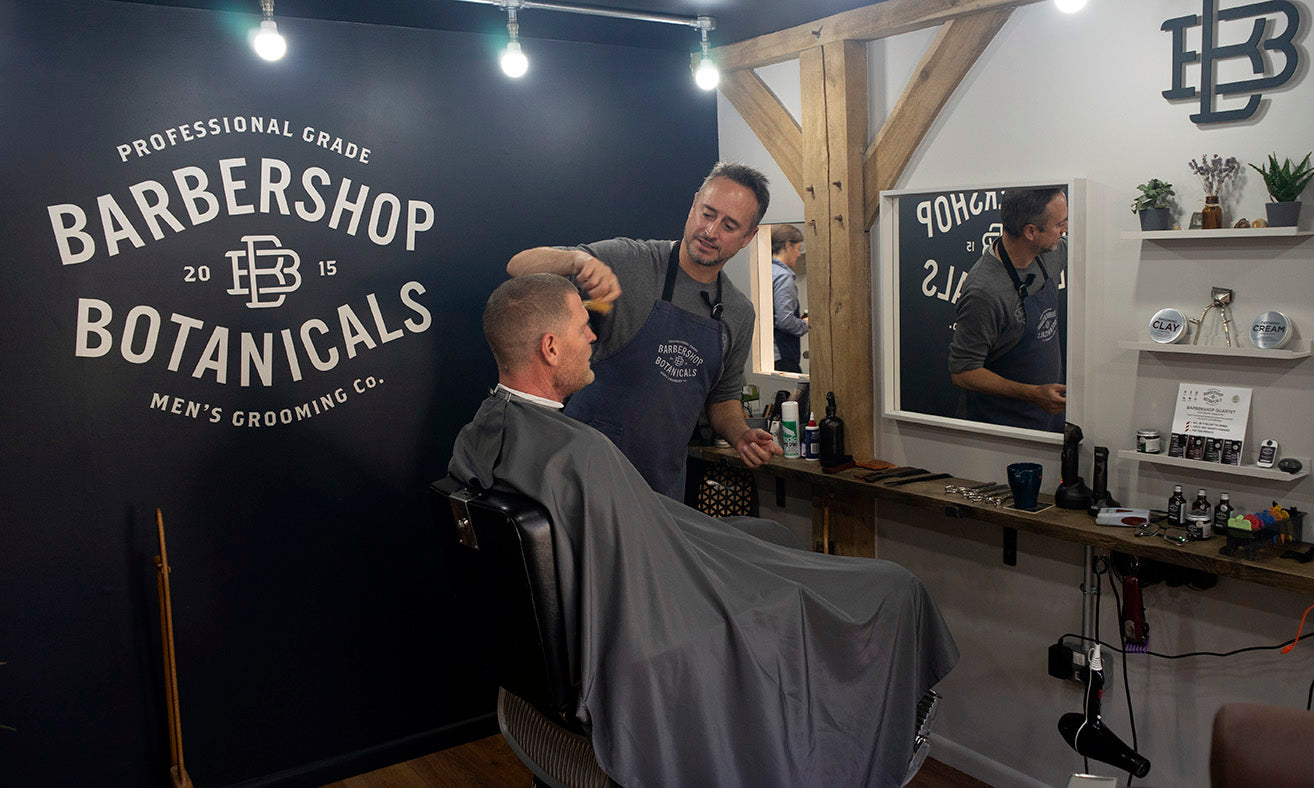 The Botanicals Barbershop