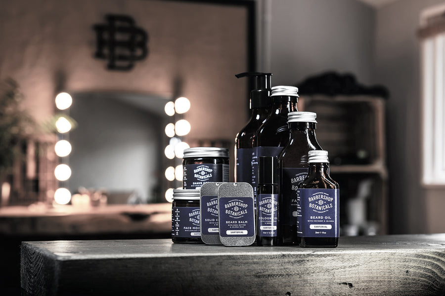 Premium grooming products for men made with the finest, natural active botanical ingredients.