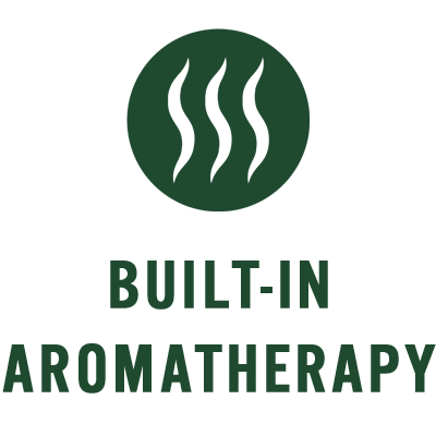 Built-in Aromatherapy