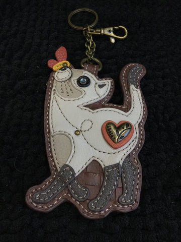 Cat Coin Keychain