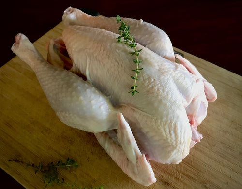 10 Pack: Whole Pasture Raised Chicken (Avg 2 lbs)