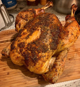 Whole Pasture Raised Chicken (Avg 3 lbs)