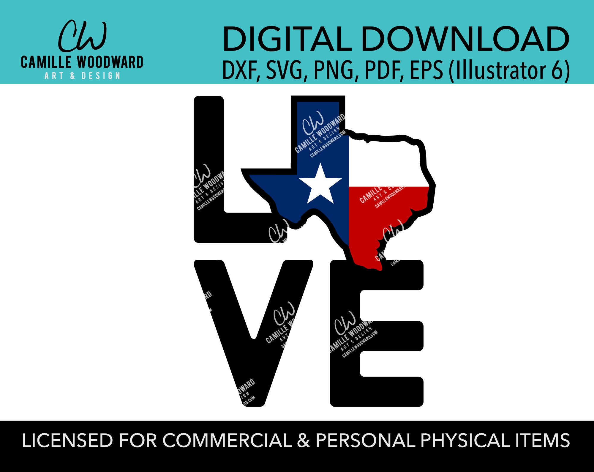 Texas Flag SVG, Texas Love SVG, Texas State SVG, Cricut, Silhouette, Lone Star State - Sublimation Digital Download Transparent