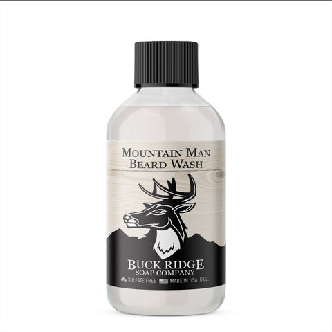 Mountain Man Beard Wash