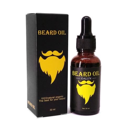 Beard Oil By Oalen