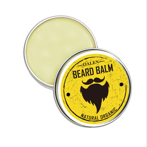 Natural Organic Beard Balm By Oalen